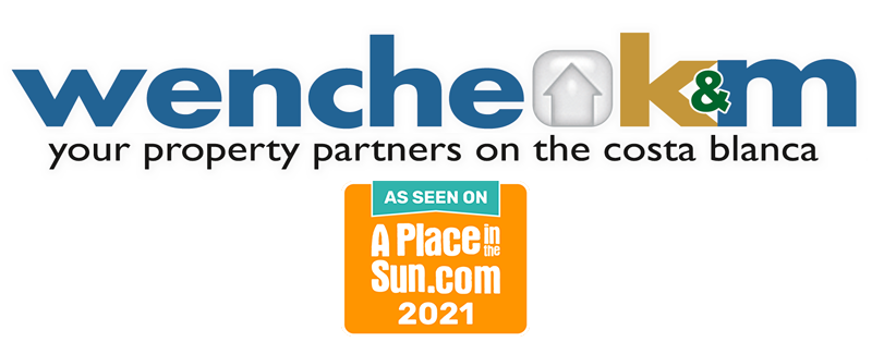 wenchekm properties on the costa blanca