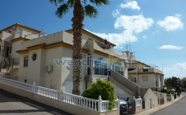 Semi-Detached Villa In Playa Flamenca