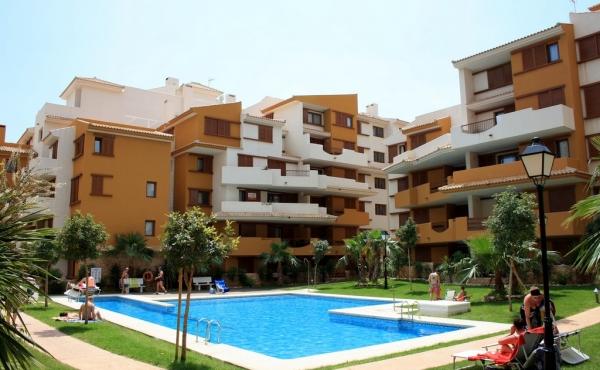 New Build Apartments In Punta Prima