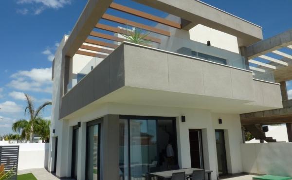 New Build Detached Villas In Los Montesinos