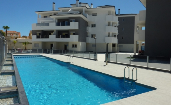 New Build Apartments In Las Filipinas,Villamartin