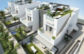 801, New Build Bungalow/Apartment In Lo Marabu