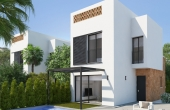 906, New Build Detached Villas In Benijofar