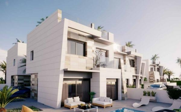 New Build Detached Villas In Benijofar