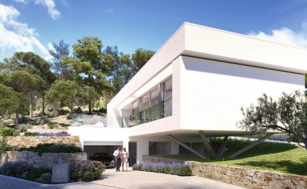 New Build Detached Villas In Las Colinas Golf