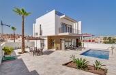 911, New Build Detached Villa In Villamatin