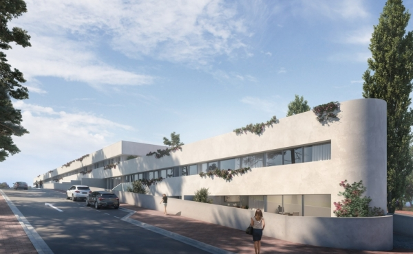 New Build Bungalows In Los Balcones, Torrevieja