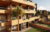 710, New Build Apartments In Villamartin