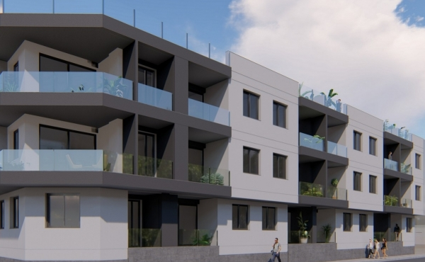 New Build Apartments In Bigastro