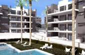 712, New Build Apartments In Villamartin