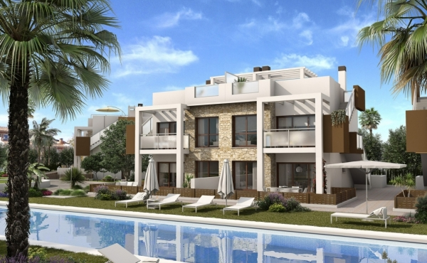 New Build Bungalows In Los Balcones