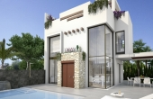 918, New Build Detached Villas In Quesada