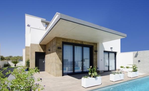 New Build Detached Villas In San Miguel