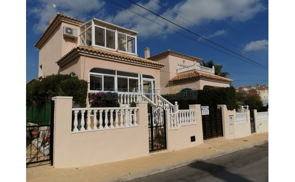 Detached Villa In El Galan