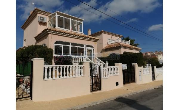 Detached Villa In El Galan