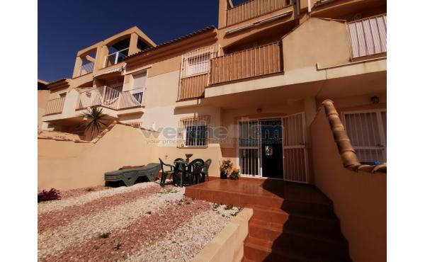 Ground Floor Bungalow Apartment in Las Chismosas