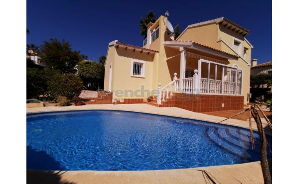 Detached Villa in Los Dolses, Villamartin