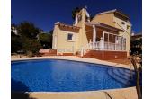 536, Detached Villa in Los Dolses, Villamartin