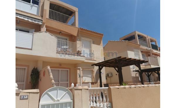 Top Floor Bungalow-Apartment in Las Chismosas